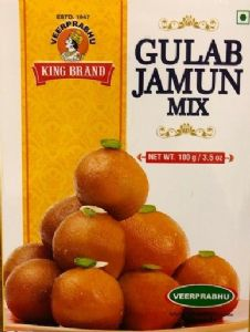 King Brand Instant Gulab Jamun Mix | Buy Online at The Asian Cookshop